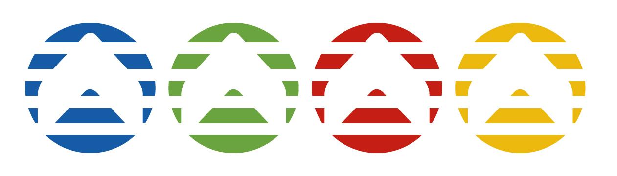 HV logo värivaihtoehdot